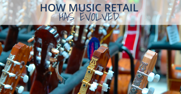 How Music Retail Has Evolved